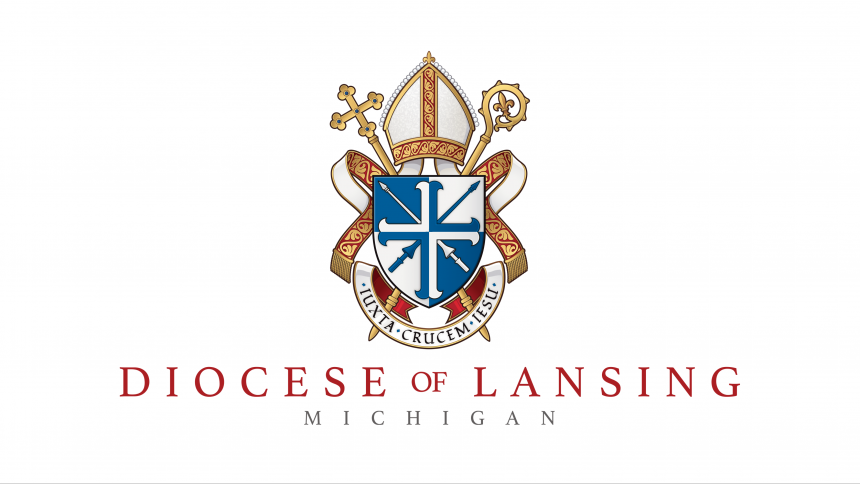 Diocese of Lansing Arms
