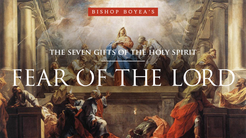 Gifts of Holy Spirit 7