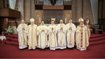 2020 Ordination Group picture