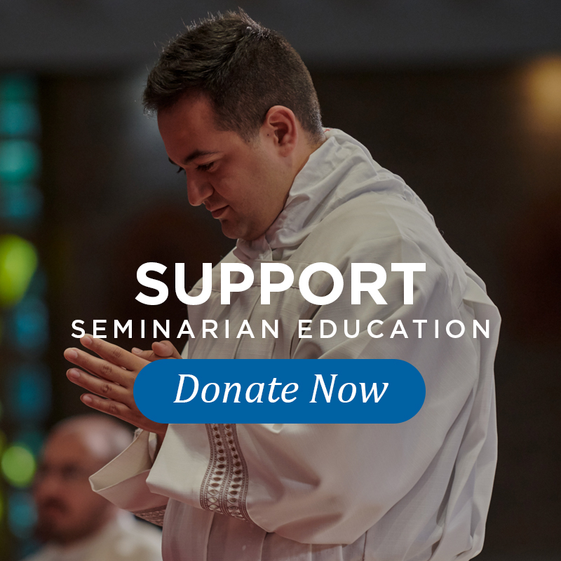 Support Seminarian Education