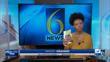 WLNS Channel 6 Ashley Graham