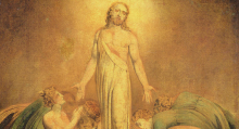 Resurrection William Blake