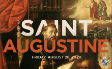 Feast of Saint Augustine, 28 August, 2020