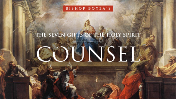 Day 3 of the Seven Gifts Counsel