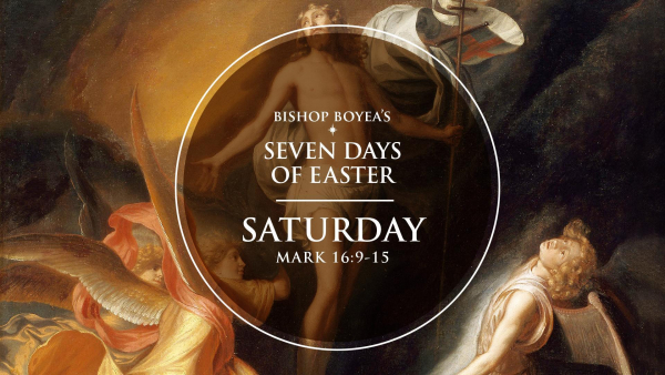 Seven Days of Easter Saturday