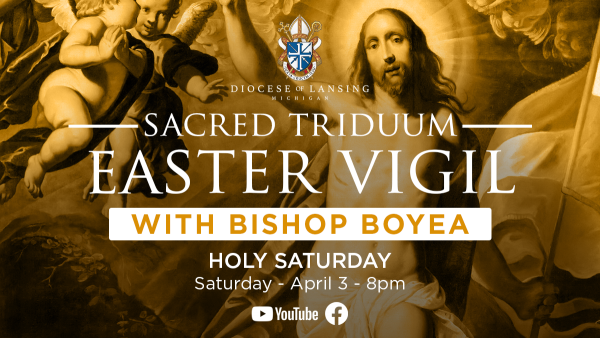How to watch: Easter Vigil