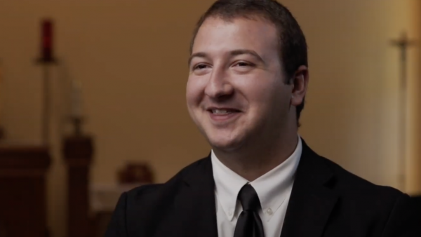 Watch: On the Path to the Priesthood: Jon Bokuniewicz