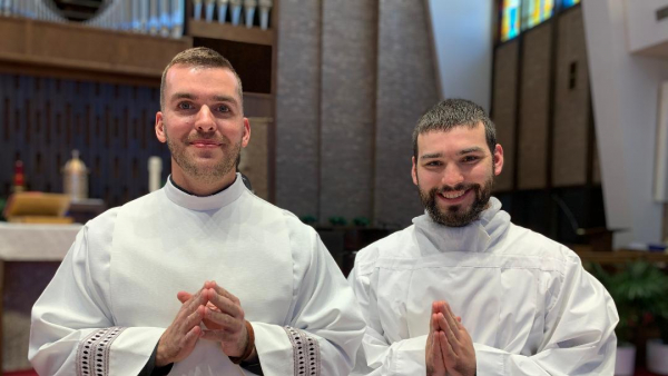 Read: Prayers on the Eve of Ordination: Tyler Arns and Peter Ludwig